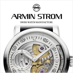 Armin Storm Swiss Watches