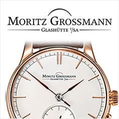 Moritz Grosmann- Luxury Watches