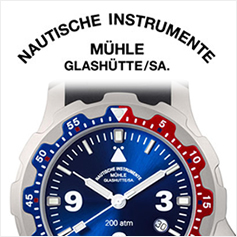 Muhle Glashutte - German Watches