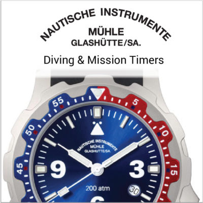 Diving & Mission Timers