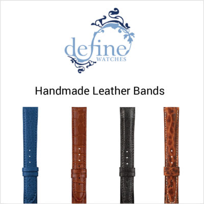 Handmade Leather Bands