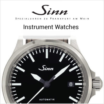 Instrument Watches