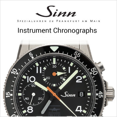 Instrument Chronographs