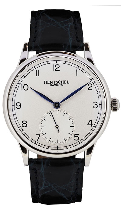 H1 Chronometer White Gold / Steel, 39.5mm
