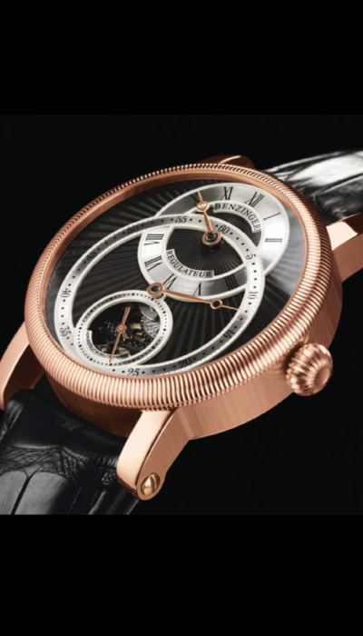 Regulator Black Rose Gold