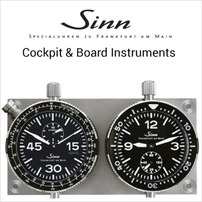 Cockpit & Board Instruments
