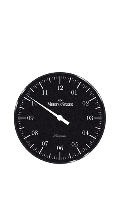Frameless Desk Clock (18cm)
