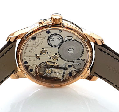 ATUM Power Reserve Rose Gold