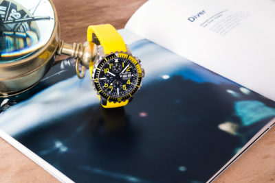 Marinemaster Chronograph Yellow