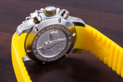Fortis_Marinemaster_Chrono_Yellow_5
