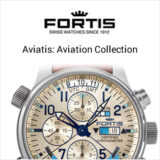Fortis Aviatis Watches: Aviation Collection