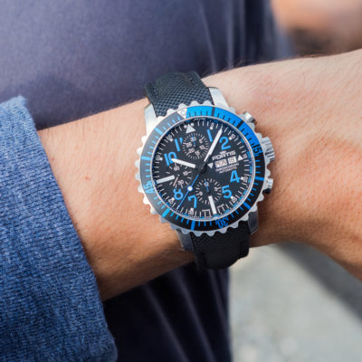 Fortis_Marinemaster_Chrono_Blue_wrist3