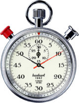 Split Seconds Addition Timer with Flyback 135-3960-8E