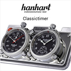 Hanhart Classic timers & Stop watches