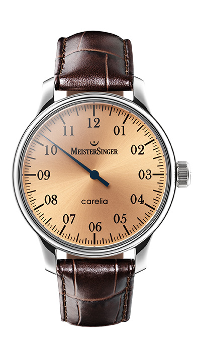 Carelia CM305N, 34mm
