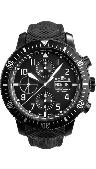 Fortis_Aeromaster_Mission_Timer_Chronograph_Leather_Performance