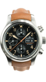 Aeromaster Old Radium Chronograph