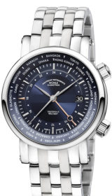 Teutonia II World Time M1-33-82-MB