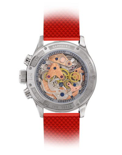 Chrono Regulator CR01-4R