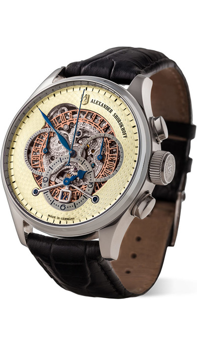 Chrono Regulator CR02-2