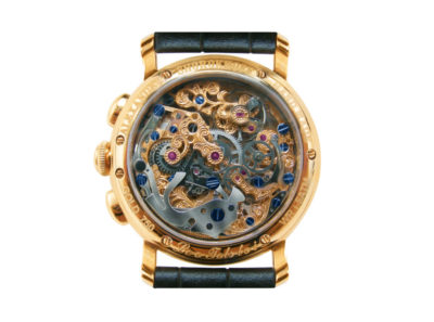 Leo Tolstoi Customised timepiece