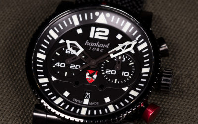Primus Austrian Airforce Pilot Black Ltd Ed