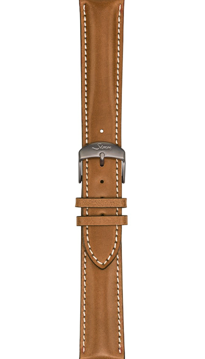 Sinn Cordovan horse leather strap, brown, 20mm