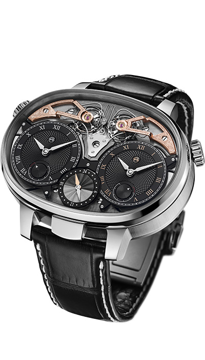 Dual Time Resonance Titanium