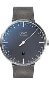 UNO Plus Anniversary Automatic black pearl Ltd Ed