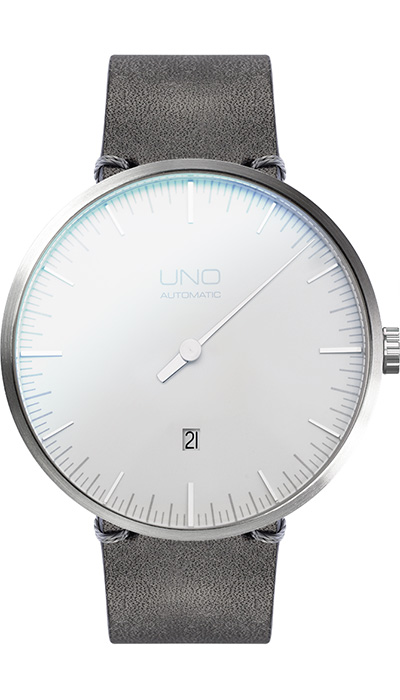 Botta_UNO-PLUS_Anniversary_Automatic_Whitepearl_Leather