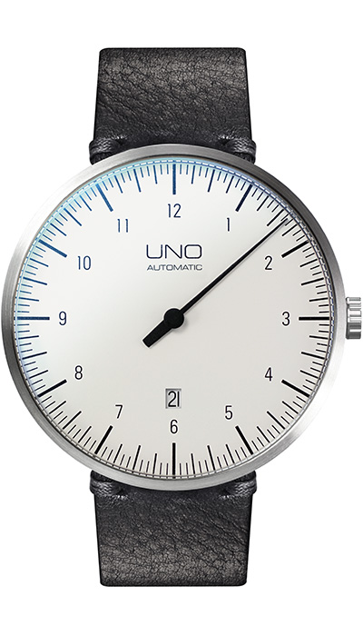 UNO Plus Automatic Alpin white
