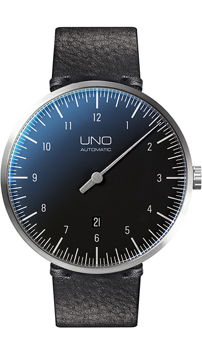 UNO Plus Automatic Carbon black