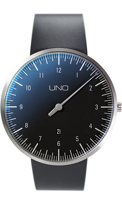 UNO Plus Quartz black