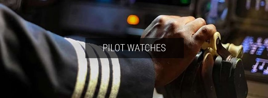Mens Pilot Watches