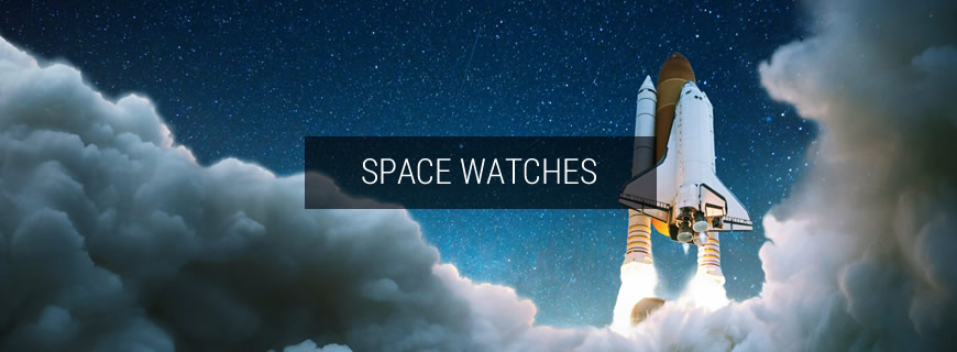 Mens space watches