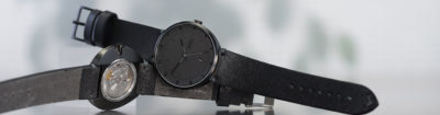 TRES Automatic All Black