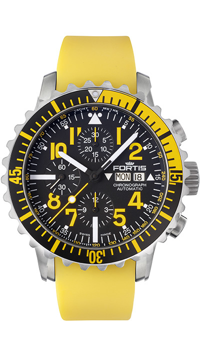 MarineMaster Yellow Yellow band