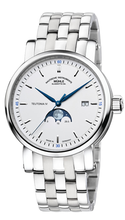 Teutonia IV Moon Phase M1-44-05-MB