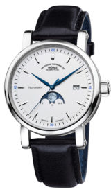 Teutonia IV Moon Phase M1-44-05-LB