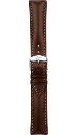 Sinn cow hide strap, mocha, softened, 20mm