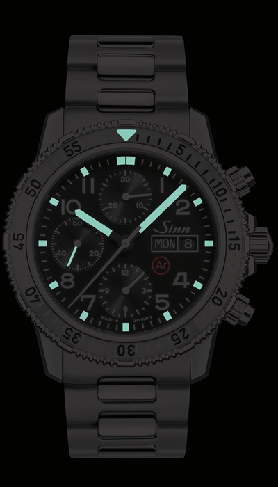 Sinn 206 St Ar – night