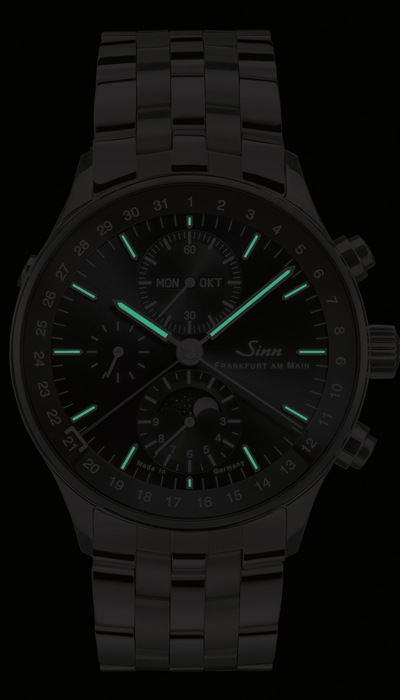 Sinn 6012-020 – night