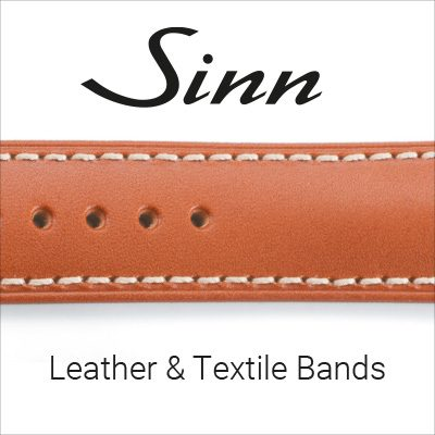 Sinn Leather & Textile Bands