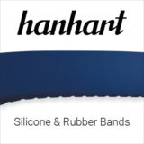 Hanhart Silicone & Rubber Bands