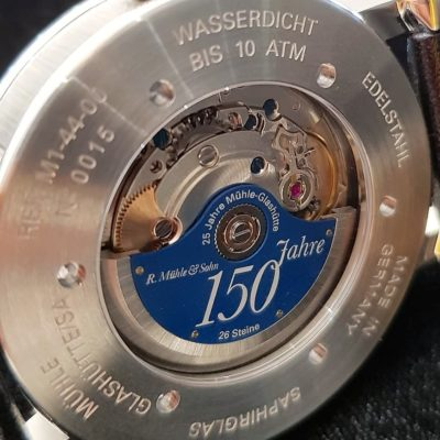 Muehle-Glashuette's TEUTONIA IV MOONPHASE (2)
