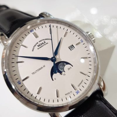 Muehle-Glashuette's Teutonia Moonphase (1)