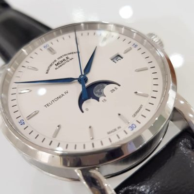 Muehle-Glashuette's Teutonia Moonphase (3)
