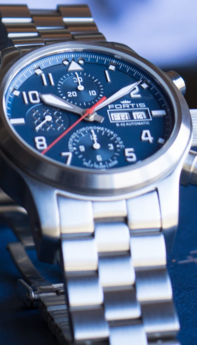 Aeromaster PC-7 Chronograph 10