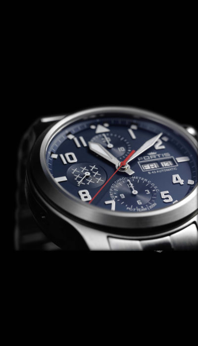 Aeromaster PC-7 Chronograph 4