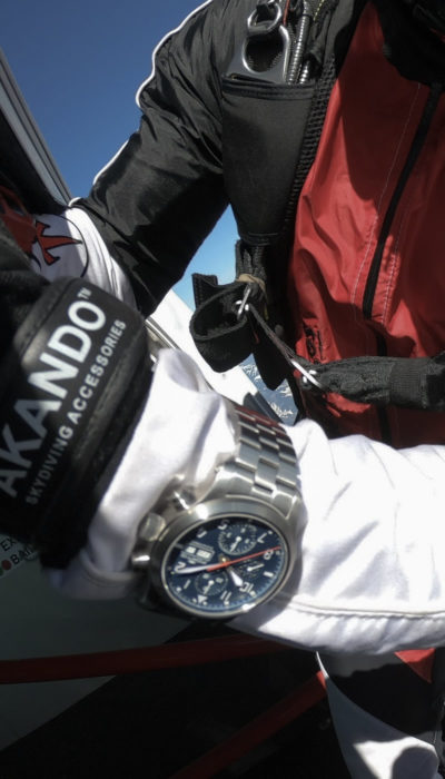 Aeromaster PC-7 Chronograph 52